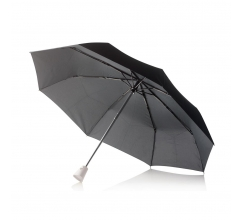 "21,5"" Brolly 2 in 1 auto open/sluit paraplu bedrukken"