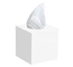 Tissue box bedrukken